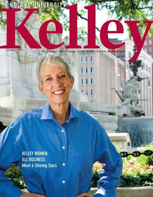 Summer 2008 - Kelley School of Business - Indiana University