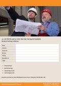 Eine Investition in den Unterhalt des Dachs zahlt sich ... - Burlet AG - Seite 4
