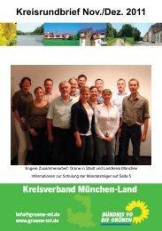 Kreisrundbrief November + Dezember 2011 - Kreisverband ...