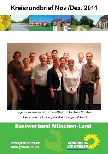 Kreisrundbrief November + Dezember 2011 - Kreisverband ...