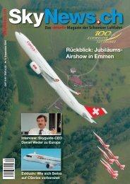 Rückblick: Jubiläums- Airshow in Emmen - SkyNews.ch