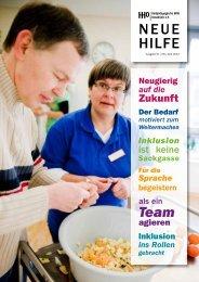 Jetzt als PDF downloaden - Heilpädagogischen Hilfe Osnabrück