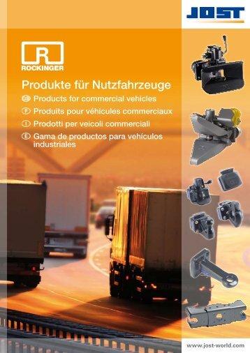 Produkte für Nutzfahrzeuge - Transport-Teknik A/S