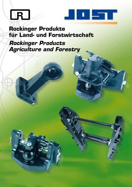 Rockinger Produkte für Land- und ... - Jost-Werke GmbH