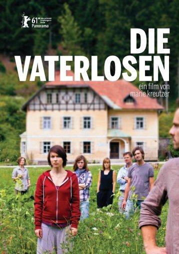 ein film von marie kreutzer - drehbuch VERBAND austria