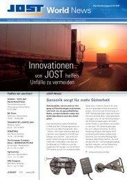 Innovationen - Jost-Werke GmbH