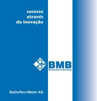 Download the BMB Brochure - Bmbag.ch