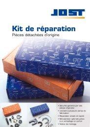 Kit de réparation - Jost-Werke GmbH
