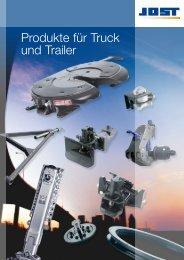 Produkte für Truck und Trailer - Jost-Werke GmbH