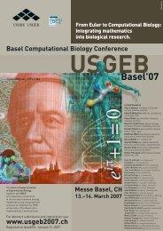 Workshop 1 – Abstract - USGEB