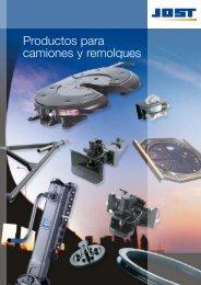 Productos para camiones y remolques - Jost-Werke GmbH