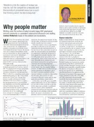 Why people matter - Marine Techniques Publishing