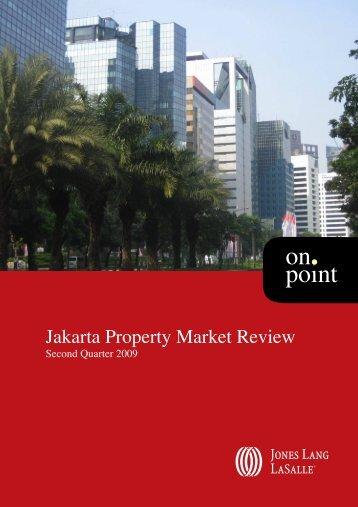 Jakarta Property Market Review - Jones Lang LaSalle