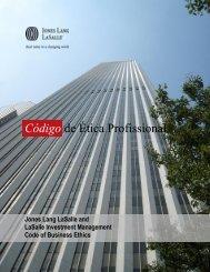 Código - Jones Lang LaSalle