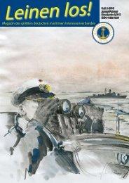 Magazin des größten deutschen maritimen Interessenverbandes