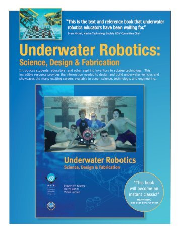 Underwater Robotics: - the Marine Advanced Technology Education ...