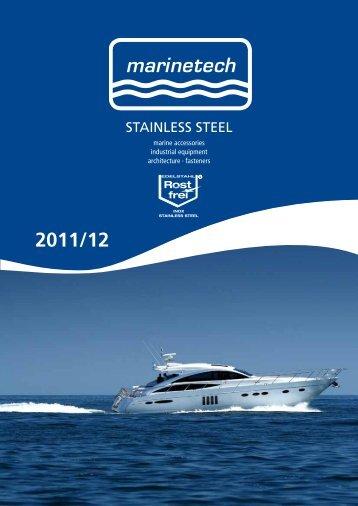 STAINLESS STEEL - Marinetech Edelstahlhandel Bremen