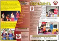 October Newsletter - Woree State High School