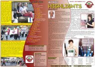 September Newsletter - Woree State High School