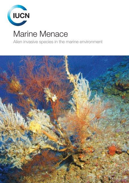 Marine Menace - Convention on Biological Diversity