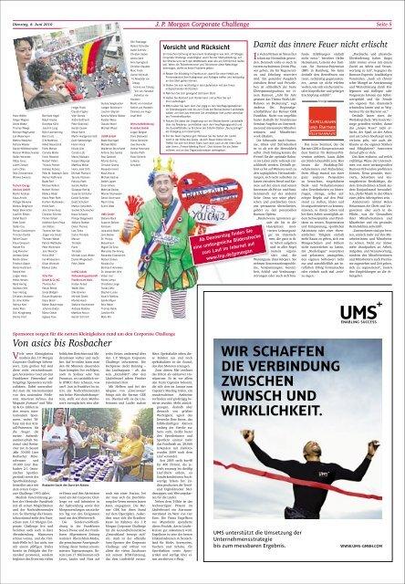 J.P. Morgan Corporate Challenge - Rhein-Main.Net
