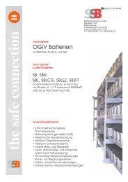 OGiV Batterien - SSB Battery Service GmbH