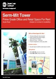 Serm-Mit Tower - Jones Lang LaSalle