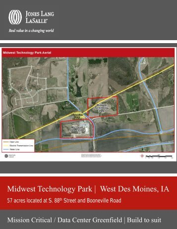 Midwest Technology Park | West Des Moines, IA - Jones Lang LaSalle