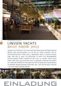 BOATING & LIFESTYLE MAGAZINE FROM LINSSEN YACHTS - Seite 6