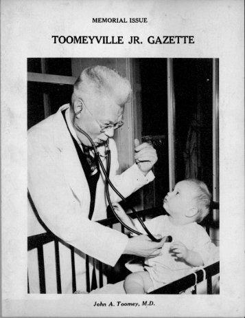 Toomeyville Jr Gazette (Vol. 1, No. 2, June - Polio Place