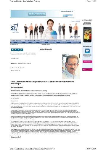 KW 28-2 - 09.07.2009 - FW/FWG Freie Wähler Landesverband e.V.