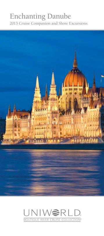 Enchanting Danube (2013) - Uniworld River Cruises