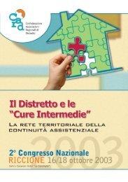 """Centro Congressi Hotel """"Le Conchiglie"""" - CARD Confederazione ..."""
