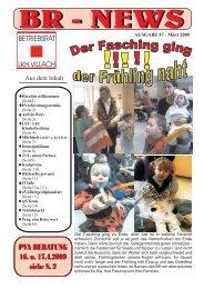 Ausgabe 57 neu.cdr - Betriebsrat LKH Villach