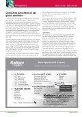 Monsanto ahead despite glyphosate slump pages 2-3 ... - Agrow - Page 6