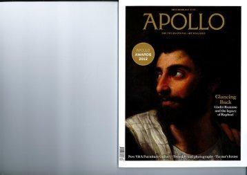 Apollo - Antique Collectors Club