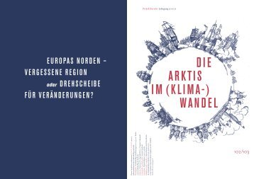 DIE ARKTIS IM (KLIMA-) WANDEL - Studienkolleg zu Berlin