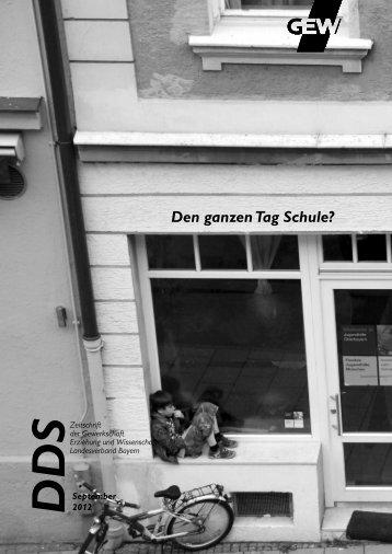 Dies und Das - GEW Landesverband Bayern