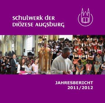 Jahresbericht_2011_2012 - Bistum Augsburg