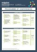 MIPIM Innovation Forum Programme - Page 2