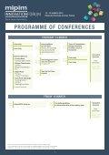 MIPIM Innovation Forum Programme - Page 3