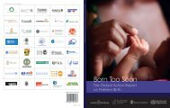 Born Too Soon The Global Action Report on - March of Dimes
