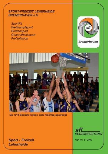 basketball - SFL - Bremerhaven