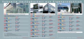 Produktdatenblatt als PDF - Ertl Glas