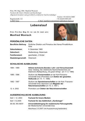 Lebenslauf Herunterladen Markus Lerner