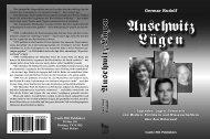 Germar Rudolf: Auschwitz-Lügen (2005)