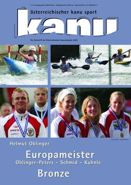 Europameister Bronze Europameister Bronze - Kanuverband