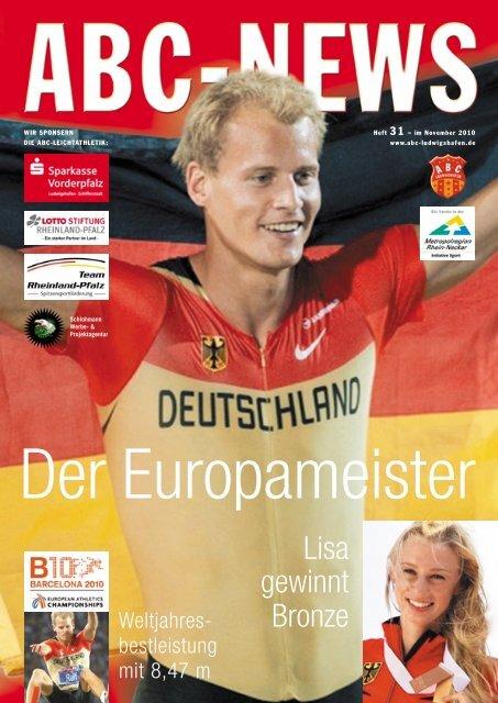 Lisa gewinnt Bronze - ABC-Ludwigshafen eV