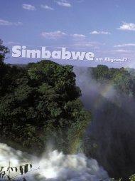 Simbabwe - Jagen Weltweit