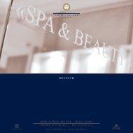 SPA & BEAUTY'10-d-v3 - Hotel Castello del Sole